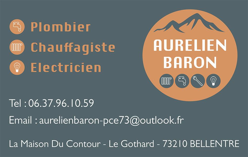 Aurélien Baron, Plomberie - Chauffage - Electricité